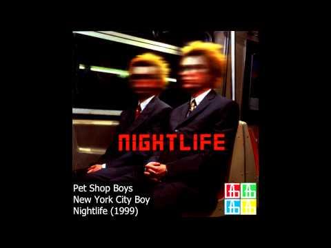 Pet Shop Boys - New York City Boy