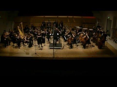 Martijn Hooning, three Eichendorff Songs for Soprano and Orchestra / Karin van Arkel, Pim Cuijpers