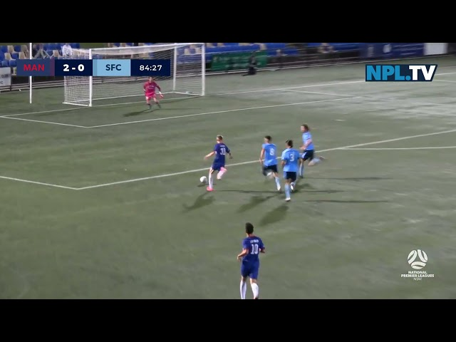 NPL NSW Men's Round 6 – Manly United v Sydney FC