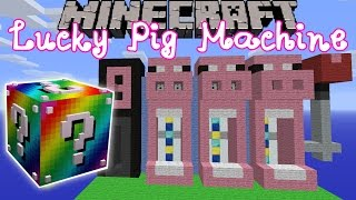 Minecraft: RAINBOW LUCKY BLOCK MOD PIG SLOT MACHINE - Modded Mini-Game(Thanks for watching! Don't forget to subscribe if you want to see more videos. ♥ Tweet Me!: http://twitter.com/GamingWithJen/ ♥ Instagram: ..., 2015-07-15T23:28:28.000Z)