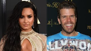 """Demi Lovato SLAMS Perez Hilton On Twitter & Says She Sang """"Sorry Not Sorry"""" For Him At Show"""