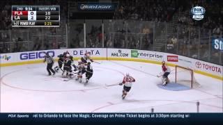 NHL 2014 11 18 Florida Panthers vs Los Angeles Kings