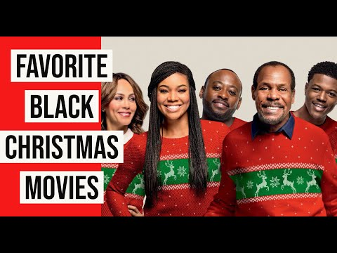 5 BEST Black Christmas Movies | The 5