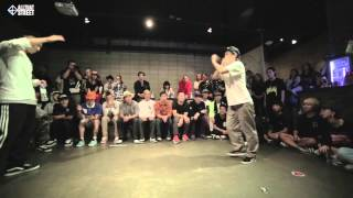 Firebac vs Yeorin / Semifinal / Sway On The Beat Vol.1 / Allthatstreet