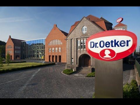 Willkommen In Der Dr. Oetker Welt