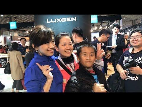 車展倒數!luxgen U5 .s3 還有nissan Gtr .2020 Concept