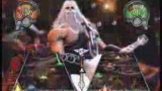 Guitar Hero 3 Devil Battle (expert lefty)