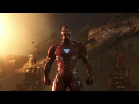 Iron Man - Fight/Abilities Compilation & Armor Evolution (+ Avengers: Infinity War) [IMAX® HD]