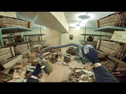 Found Fully Equipped Bunker Forgotten Underground.