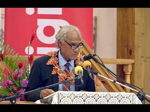 Opening Ceremony - 5th Pacific Media Summit 2018 - Kingdom of Tonga