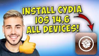 How To Install CYDIA On IOS 14.6 ✅ Jailbreak IOS14.6 [NO COMPUTER]