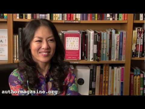 Amy Chua Interview