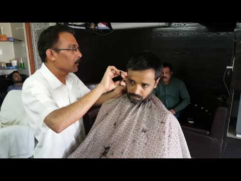 Relaxing Haircut
