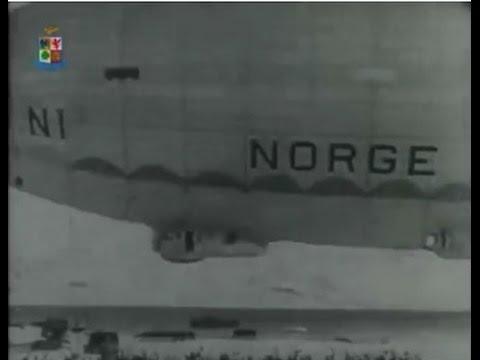 Aeronautica Militare, Umberto Nobile e le spedizioni polari con i dirigibili Norge e Italia