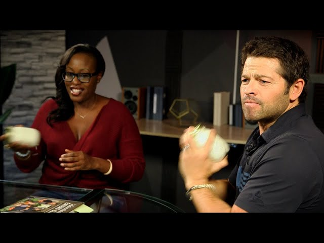 Here's 'the Sweatiest Interview' Misha Collins Has Ever Done