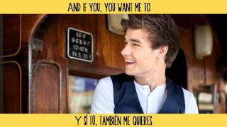 One Direction Kiss You {letra en ingles y en español}
