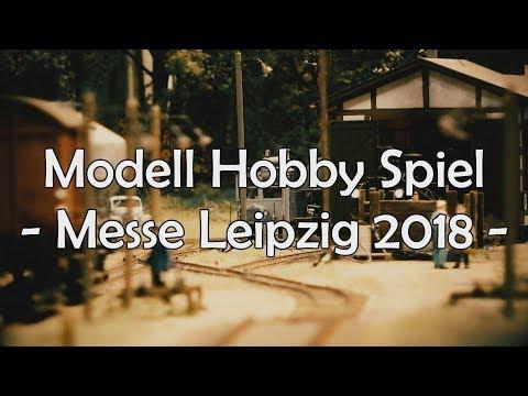 Modell Hobby Spiel - Messe Leipzig - Modelleisenbahn Und Modellbahn TOP TEN