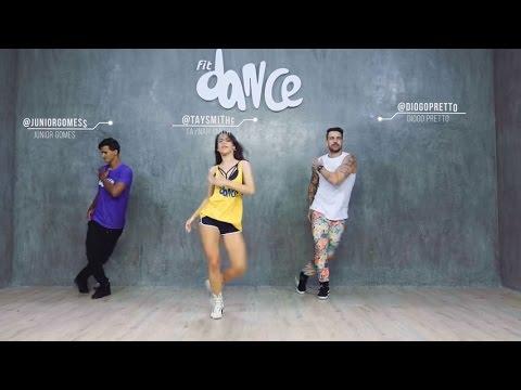 Ahora Dice ft. J. Balvin, Ozuna, Arcángel - Coreografía - FitDance Life