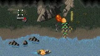 Command & Conquer (Disc 1) Sega Saturn
