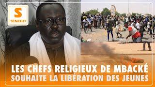 LES CHEFS RELIGIEUX DE MBACKÉ  DEMANDENT CLÉMENCE POUR LES PERSONNES ARRÊTÉES LORS DES MANIFS