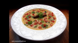One Pot Dinners - Delicious And Aromatic Dish With Split Peas - Split Pea Soup