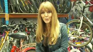 Message from Tottie Goldsmith - Bikes 4 Life Ambassador