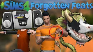 The Sims 4 10 FEATURES You Might Not Know Exist