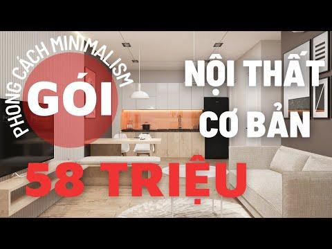 báo giá thiết kế nội thất chung cư tphcm