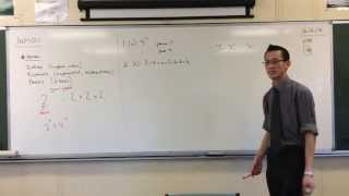 Multiplying  Terms w/ Indices (Basic Example)