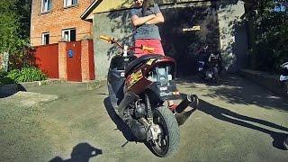 Обзор скутера Honda Dio 34(Ссылка на канал Евгения Цапкова: https://www.youtube.com/user/TheMsEvgen Ссылка на блог: http://trashride.blogspot.ru/ Ссылка на группу..., 2015-06-12T10:52:50.000Z)