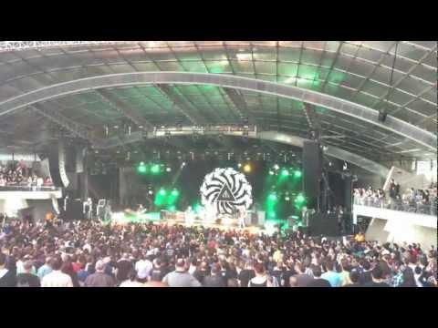 SOUNDGARDEN - Spoonman   [Melbourne - Myer Music Bowl - 1st Feb, 2012]