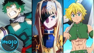 Top 10 Anticipated Anime of Fall 2019