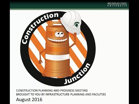 Construction Junction August 2016