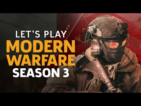 Let's Play Call Of Duty: Modern Warfare Season 3