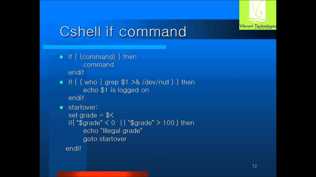 shell and perl scripting classes in mumbai best shell and perl