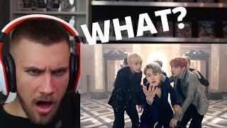 CRAZY!😲😳  BTS Blood Sweat & Tears Official MV - Reaction
