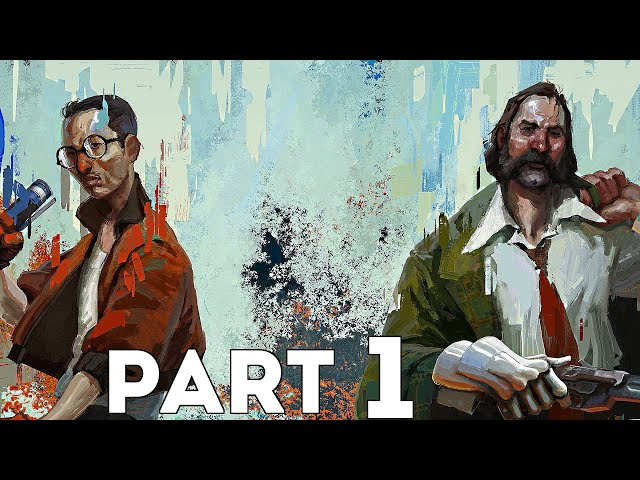 Disco Elysium The Final Cut Gameplay Walkthrough Part 1- The Hanged Man (PlayStation 5 Gameplay)