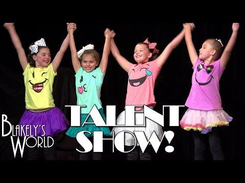 School Talent Show