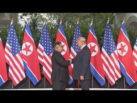 Historisches Treffen: Trump begeistert von Treffen mit Kim