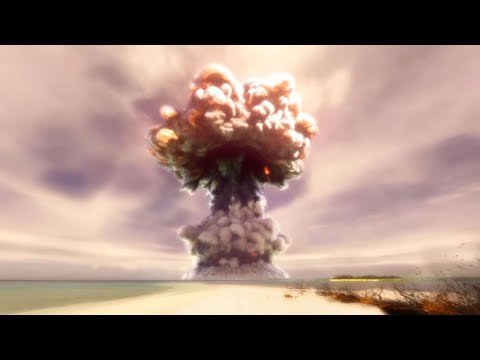 Paradise VR  Ever wondered what a nuclear explosion would feel like?