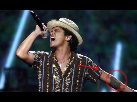 10 Cosas Que Quizás No Sabias De Bruno Mars