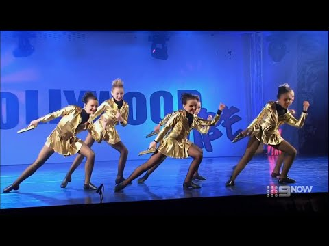 Dance Moms - Group Dance 'Private Eyes' + Group and Overall Awards (S2 E07)