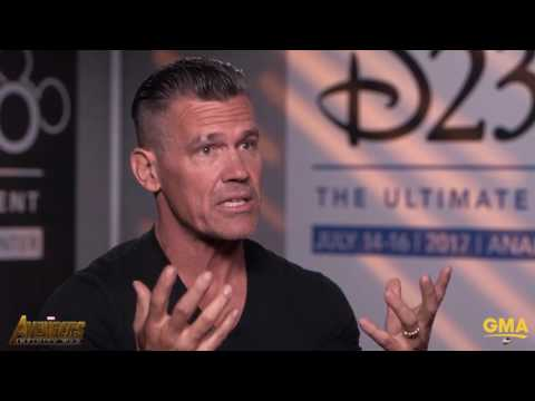 Thumbnail: Josh Brolin Says Playing Thanos Is Emotional, Deadpool 2 Is Funnier Than The Original
