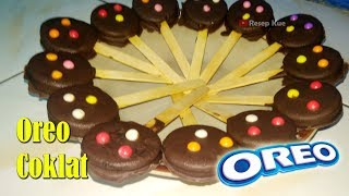 Oreo Coklat Stick - Resep Jajan Anak