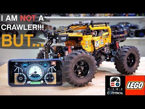 In-Depth REVIEW  42099 LEGO TECHNIC / ПОДРОБНЫЙ ОБЗОР /New Motors / X-Treme OFF-Roader / 2019