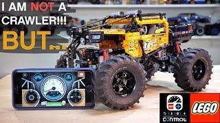 ПОДРОБНЫЙ ОБЗОР 42099 LEGO TECHNIC / In-Depth REVIEW /New motors / X-Treme OFF-Roader / 2019