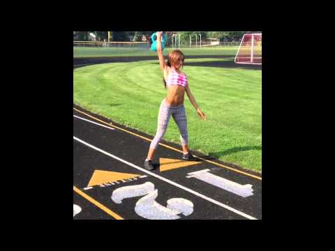 Brittany Renner Track Circuit