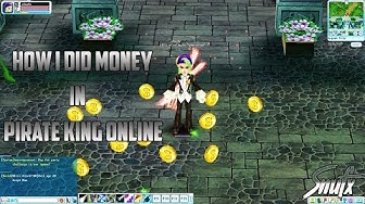 Pirate King Online - How I did money