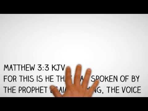 Matthew 3:3 | Old Fashioned Preachers | Independent Baptist | Pastor Marvin McKenzie
