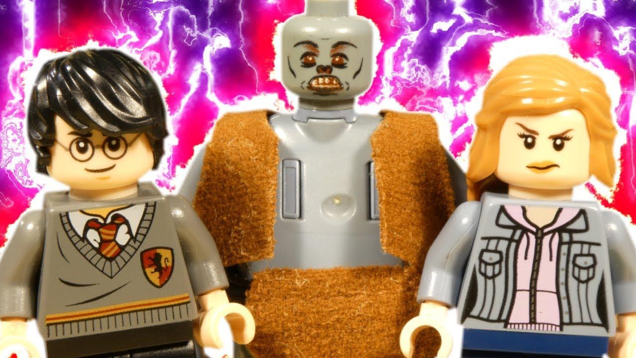LEGO HARRY POTTER - MAGIC MISHAP - WIZARDING WORLD STOP MOTION